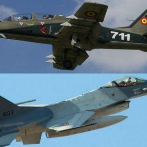 Avioane Craiova va moderniza 10 aeronave IAR 99 Șoim pentru viitorii piloți de F16