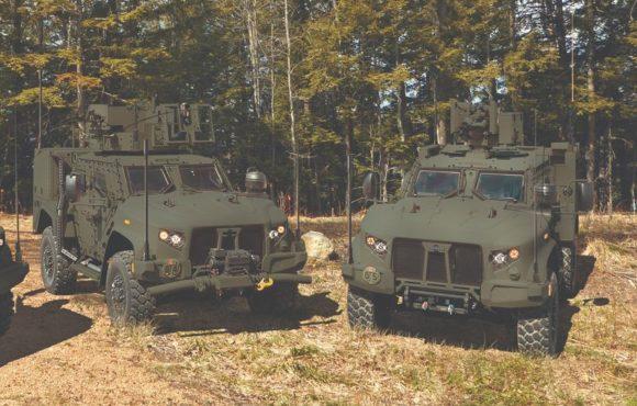 Forțele pentru Operații Speciale ale Armatei vor fi înzestrate cu blindate Oshkosh JLTV