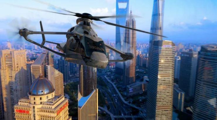 RACER, cel mai rapid elicopter din lume, un succes pentru industria din România. ROMAERO anunță zborul inaugural în 2022